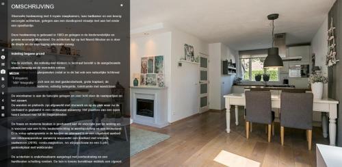 Unieke website voor elk object